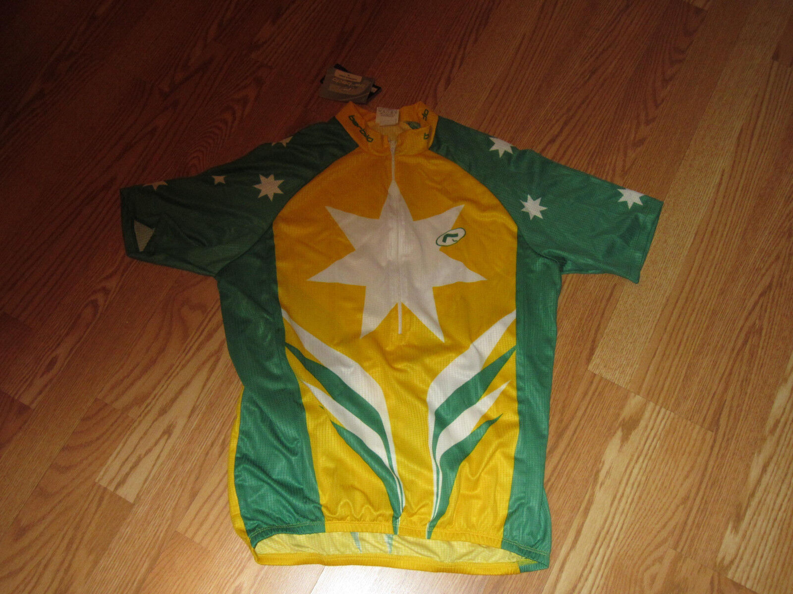 Barbedo Australia Bike Jersey XL 2010 limited edition tecdry ladies