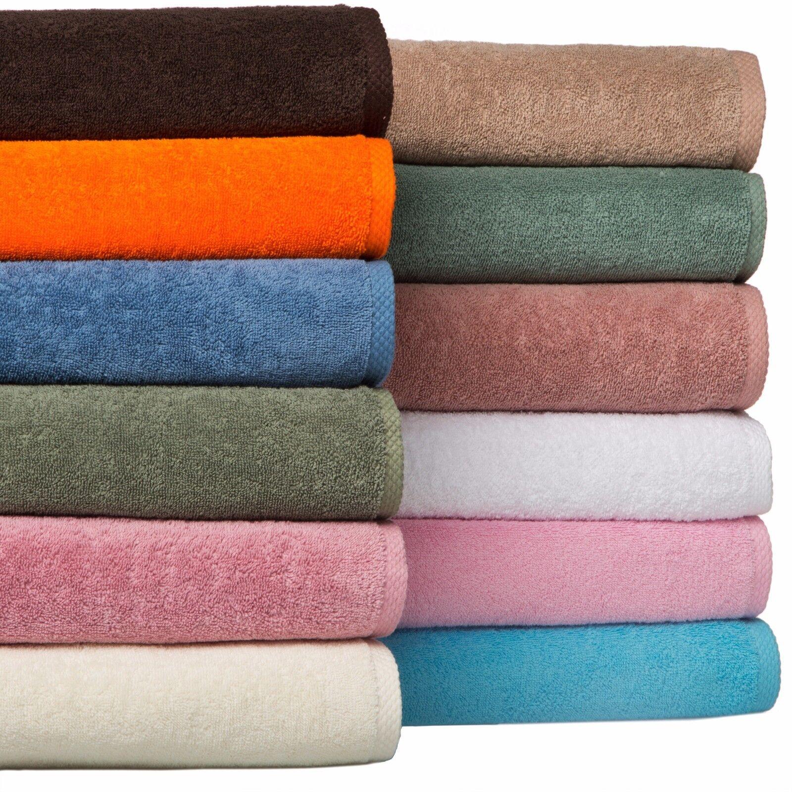 8 cotton bath towels set shower spa large bath sheets body face hand towel sets. Black Bedroom Furniture Sets. Home Design Ideas