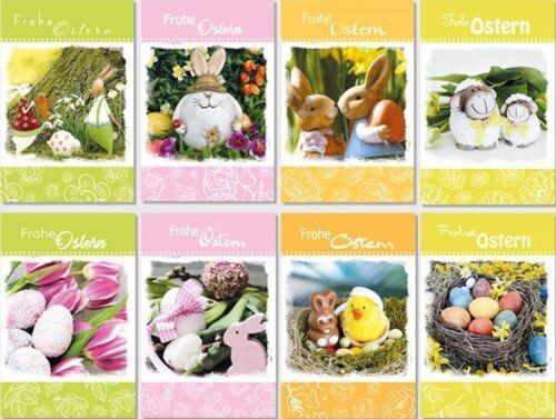 50 Osterkarten Ostern Osterkarte Grußkarten Glückwunschkarten sk 4743