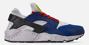 best website a3022 b5d5d ... Nike-Air-Huarache-Serie-Premium-Homme-Decontracte-Indigo-