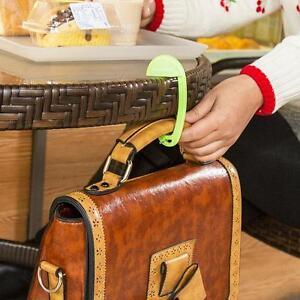 Image Is Loading Portable Folding Handbag Hook Table Desk Purse Hanger