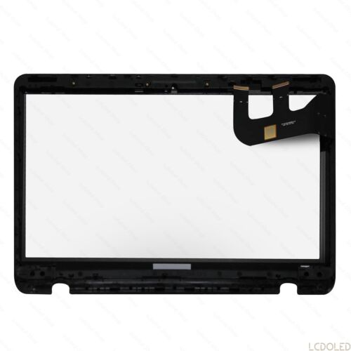 "13.3/"" Touch Screen Digitizer Glass Panel with bezel for Asus Q304UA-BI5T24"