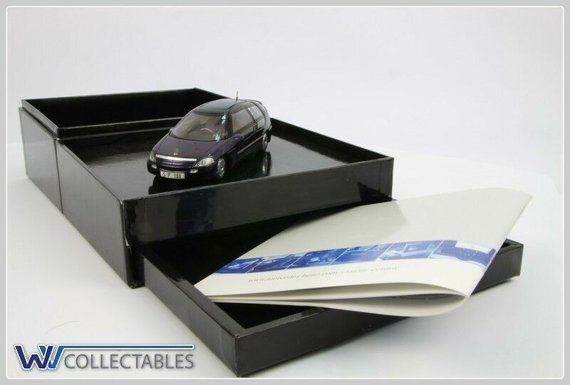 Spark Mercedes-Benz f100 Concept voiture  1991 0 1000 1 43 Dealer Edition  commandez maintenant profitez de gros rabais