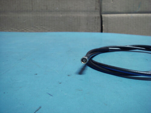"""47/"""" Suhner EF400//11N//11SMA1200mm RF Coaxial Cable"""