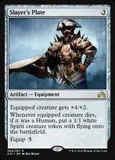 Slayer's Plate Rare Shadows over Innistrad MTG Magic ~~~~~~~~~ MINT ~