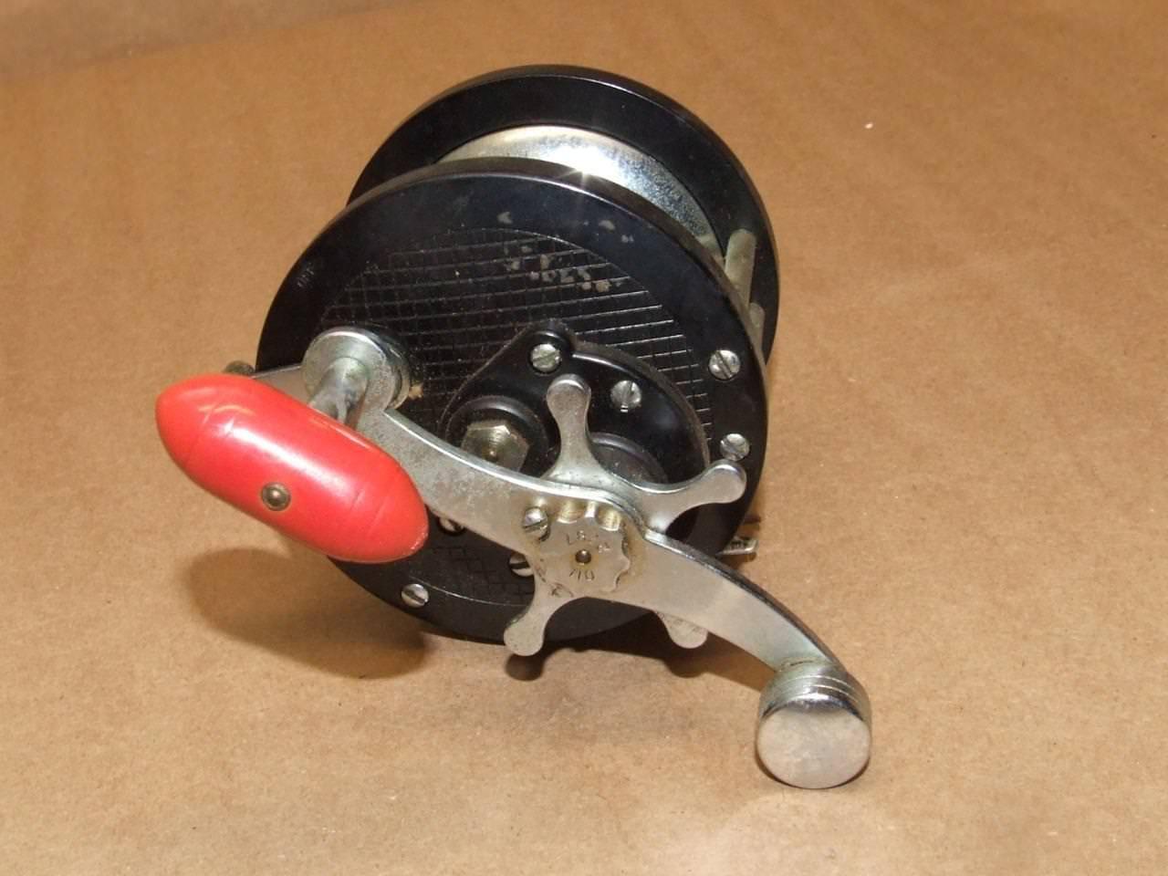 Vintage Lawrence Monospool Fishing Reel Made in USA   choose your favorite