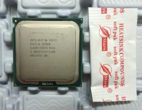 Intel Xeon X5472 Quad-core 3.0GHz//12M//1600 Socket LGA771 Processor CPU