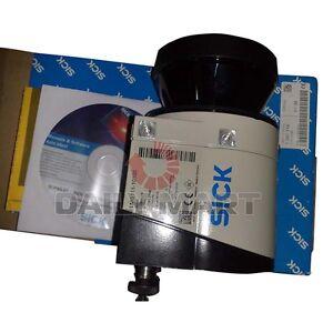 sick lms111 10100 1041114 laser scanner economical measurement sensor plc new ebay. Black Bedroom Furniture Sets. Home Design Ideas