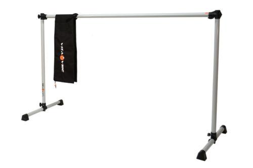 Ballet Barre BNB4 Freestanding 4ft Single Bar w//Bag Stretch//Dance Bar NEW