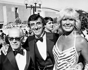 Harry Morgan Jamie Farr And Loretta Swit Mash 8x10 Publicity