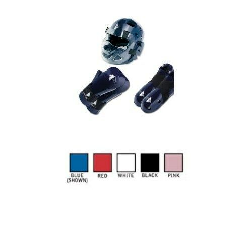 Century RED Sparring Gear Set  FULL HEAD gear with face shield SET