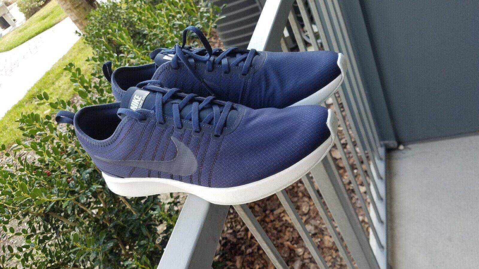 Nike Dualtone Racer SE 922170-400 Obsidian bluee Men's Running shoes Size 11.5