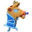 miniature 19 - Nerf Fortnite Microshots Blaster Kids Pistol Collectible Toys New Range Thunder
