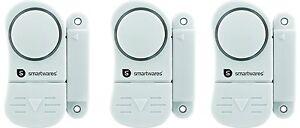 3er-Set-Tueralarm-Fensteralarm-Einbruchschutz-Fenstersicherung-Smartwares-SC07-3