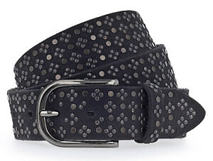 W100 cintura cintura Accessorio per B Nuovo belt nera con 0FnPwAq