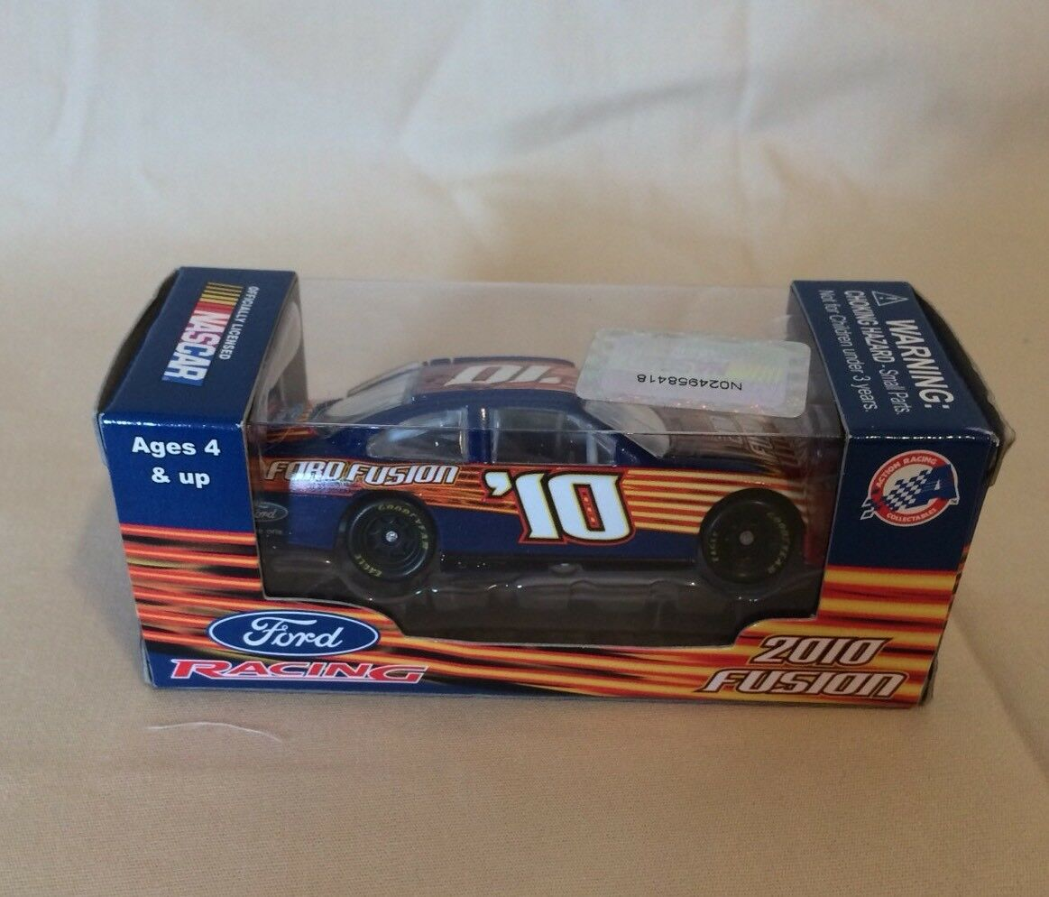 NASCAR - 2010 Ford Fusion Diecast Car From Homestead Race