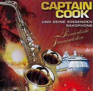 CAPTAIN COOK UND SEINE SINGENDEN SAXOPHONE - ROMANTISCHE TRAUMMELODIEN 3 / CD
