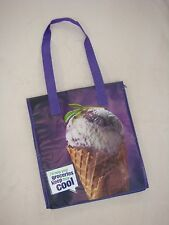 Insulated Shopping Grocery Bag Cooler Insulated Bag Hot/Cold Reusable Sturdy