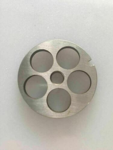 Piastra TC 5 Reber diametro 16 mm acciaio per tritacarne 4007 A mshop
