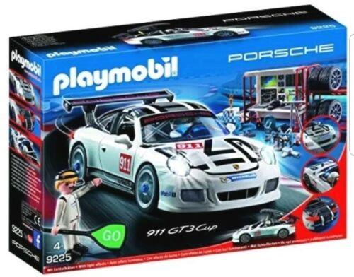 Playmobil 9225 Sports /& Action PORSCHE 911 GT3 CUP