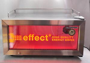 Red Bull Kühlschrank Edelstahl : Effect energy edelstahl gastro kühlschrank gastro cool gcgd l