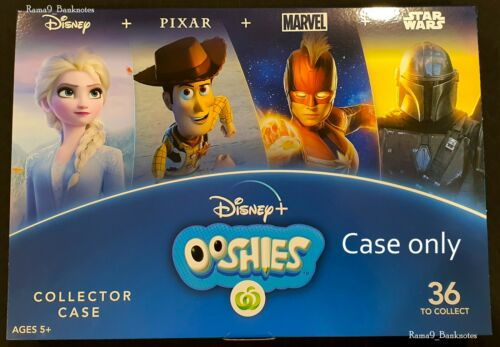 Woolworths Ooshies Disney Marvel FREE Postage 6+ Ooshies With Tracking!!