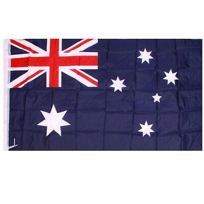 1x Hot Sale Terylene Mixed Color White Stars Australia National Flag Findings LC