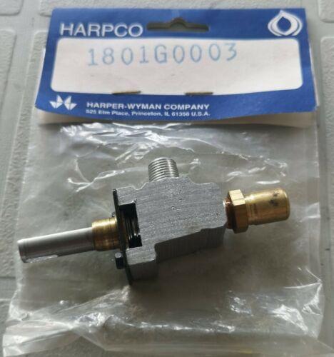 HARPCO BURNER VALVE 1801G0003