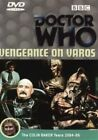 Doctor Who Vengeance on Varos 5014503104429 With Tom Baker DVD Region 2