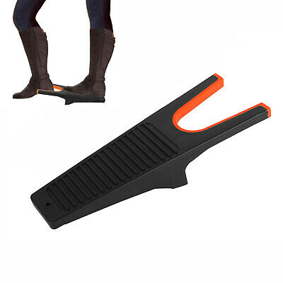 Boot Puller One Size Fits All No Bend Shoe Remover Heavy Duty Boot Jack with Non-Staining Rubber Grip