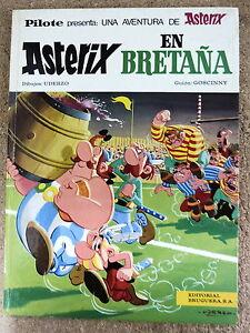 Pilote-presenta-Asterix-en-Bretana-Brugu-era-1970