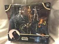 Disney Parks Star Wars Prequel Collection - 6 Collectible Figure