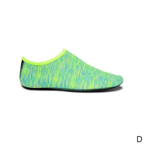 Breathable Beach Upstream Water Sport Anti-skid Socks Underwater Swimming F T4X0