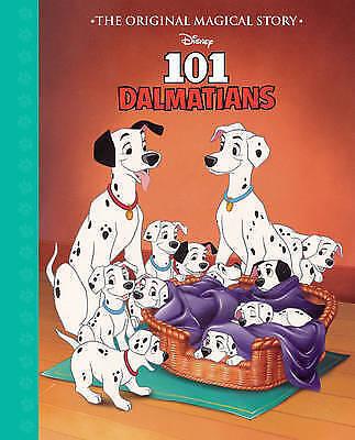 """AS NEW"" Parragon Books Ltd, Disney 101 Dalmatians The Original Magical Story, H"