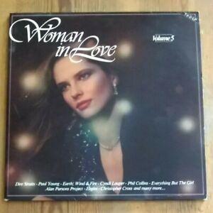 Various-Woman-In-Love-Volume-5-2-Vinyl-LP-Comp-33rpm-1984-Arcade-ADEH-149