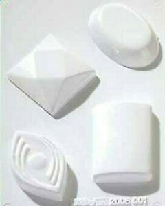 Stampo SAPONE versa forma moderno-per calcestruzzo sapone versa cioccolato massa giessform