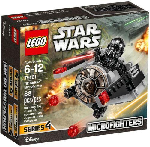 75161 Lego Star Wars TIE Striker Microfighter New//Factory Sealed  6734192651