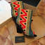 Burberry-boots-Limited-Collection-Wedge-Size-37-US-7-Brand-New-Rare thumbnail 1