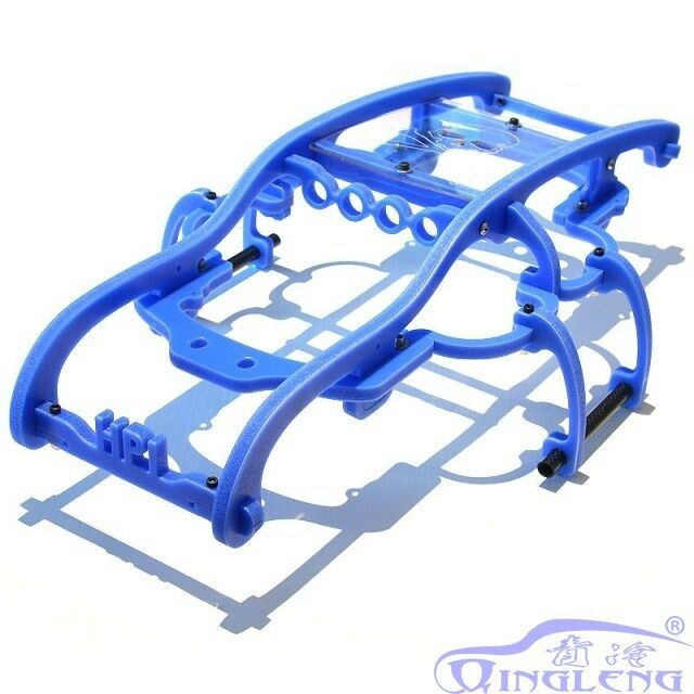 Rc car Frame OP parts HPI Savage XL Flux 1 8 RC Cars Roll cage HPI Racing Vehic