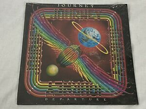 Journey-Departure-Vinyl-LP-Record-New-Factory-Sealed-CBS-1980