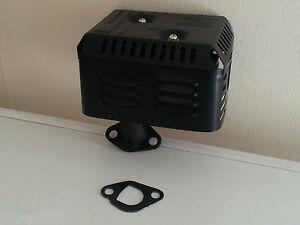 Honda-GX140-GX160-Muffler-Exhaust-amp-Gasket-Assembly