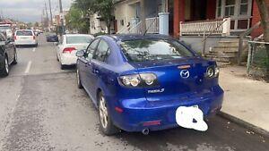2007 Mazda 3 Sport