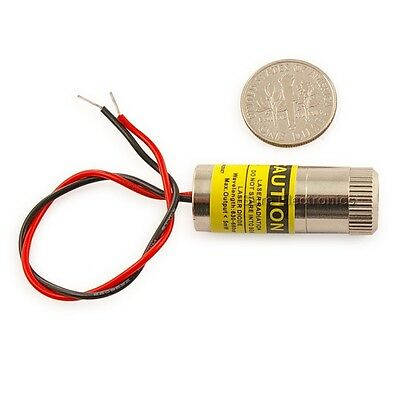 High Brightness 5mW 650nm Red Laser Module Line