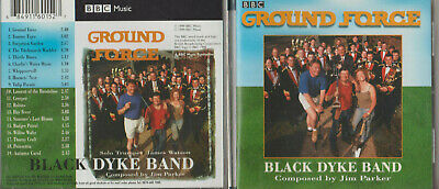 CD GROUND FORCE - BLACK DYKE BAND - TOMMY TIGER - HORNETS' NEST - HAY FEVER  etc | eBay