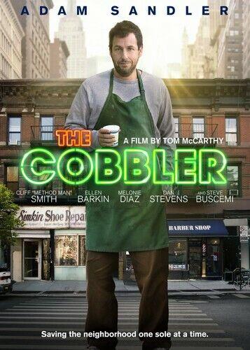 The Cobbler Adam Sandler, Cliff Method Man Smith, Ellen Barkin, Melonie Diaz, - $7.98