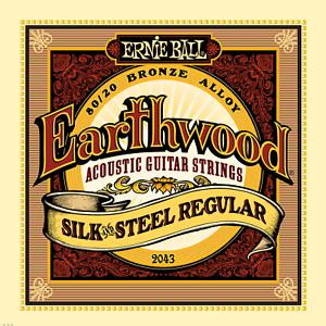 Ernie-Ball-2043-Earthwood-Regular-Silk-and-Steel-Acoustic-Guitar-Strings-13-56