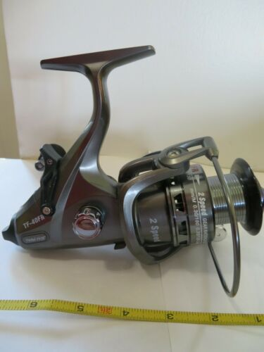 Dual speed Twin Power Spinning Reel live liner Like Shimano and Penn