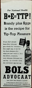 Bols-Advocaat-For-National-Health-B-E-TTP-Vintage-Advertisement-1953