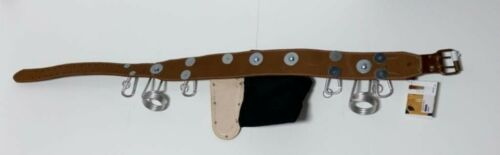 Heavy Duty Scaffold Tool Belt-A1A Size-from 32 to 38