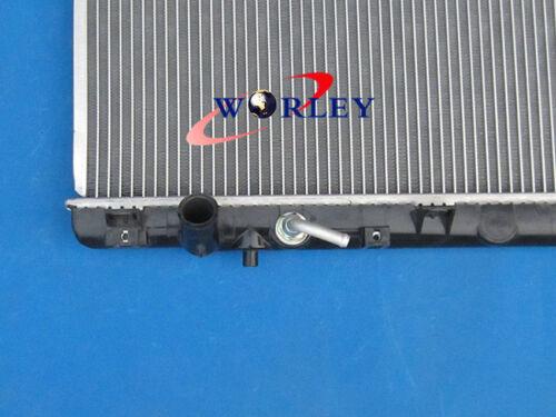 RADIATOR For 98-02 HONDA ACCORD 3.0L V6 99 00 01 1998 1999 2000 2001 2002